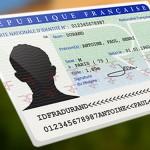 Photo d'une carte d'identité