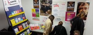 Photo du Point d'info santé jeunesse