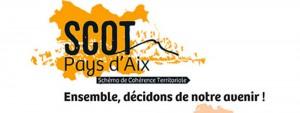 Logo du Schéma de Cohérence Territoriale du Pays d'Aix