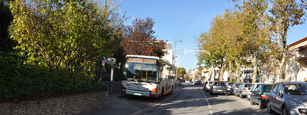 Transports en commun - Horaires bus salon aix ...