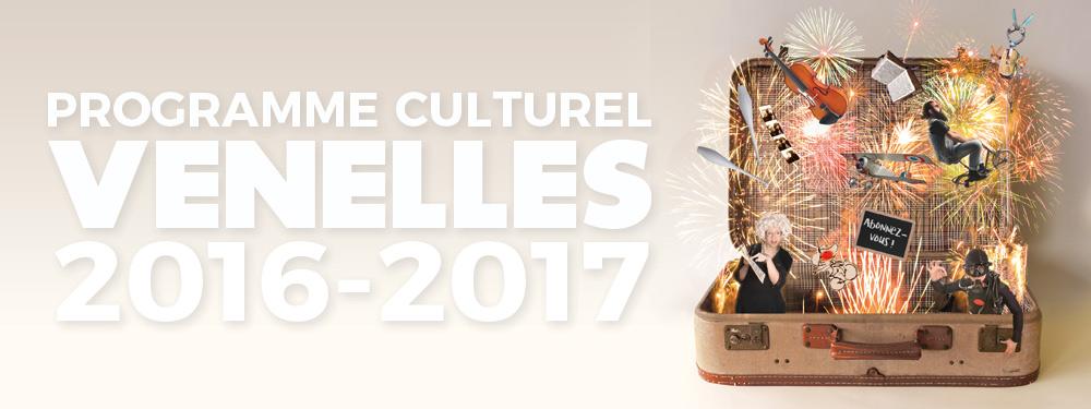 Programme de la saison culturelle
