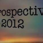 Couverture de la rétrospective 2012