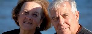 Photo d'un couple senior