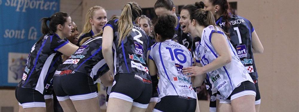 Équipe sportive féminine