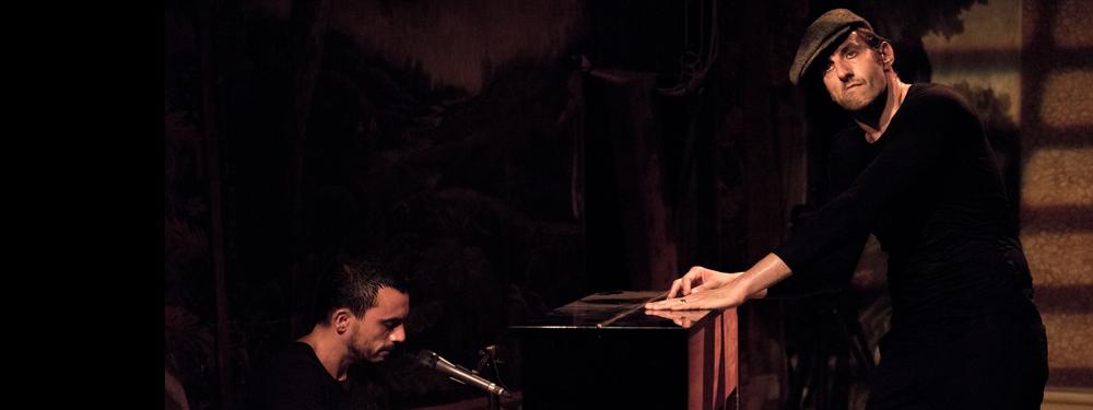 Photo de présentation du spectacle Le Cirque des mirages
