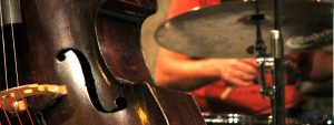 Photo d'instruments de musique jazz