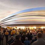 Photo 3D de l'Arena du Pays d'Aix