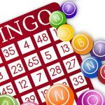 Illustration montrant un carton de bingo