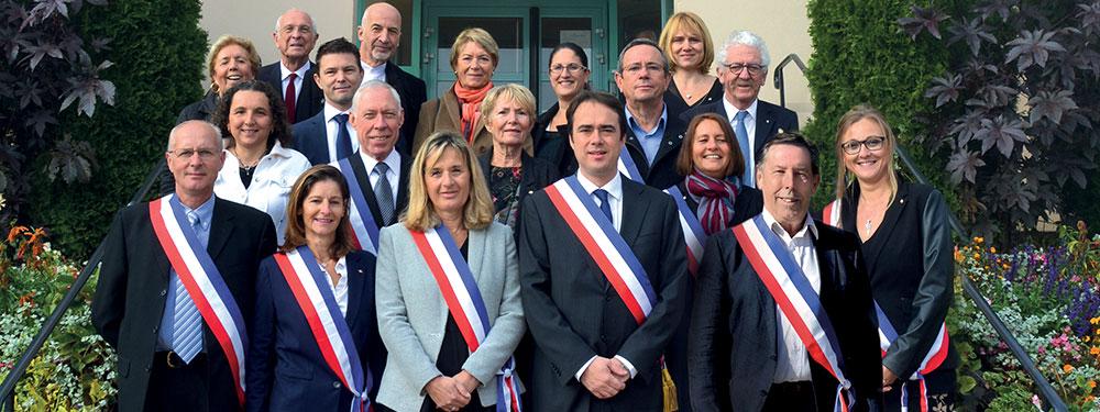 Photo des élus