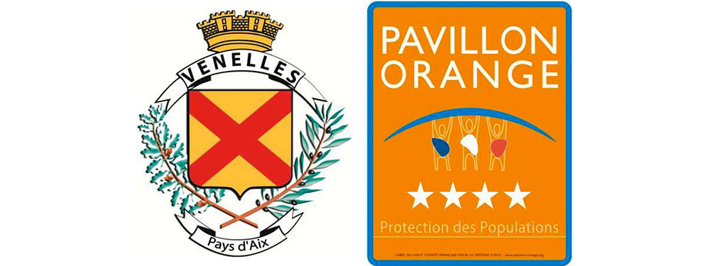 Logo du Pavillon Orange