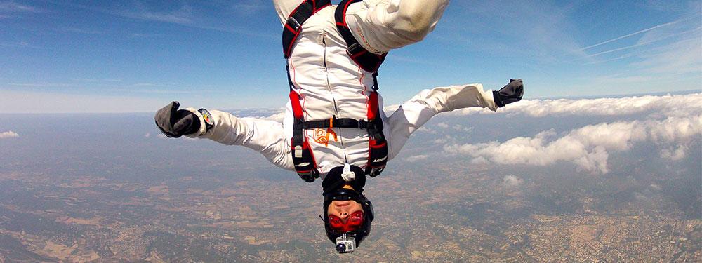 Photo de base jump