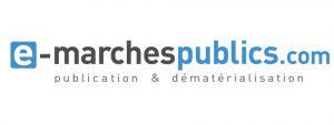Logo e-marchespublics.com