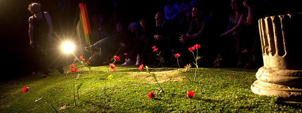Photo du spectacle Sur la pelouse avec Gilles