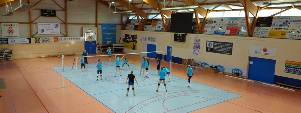 Match de volley