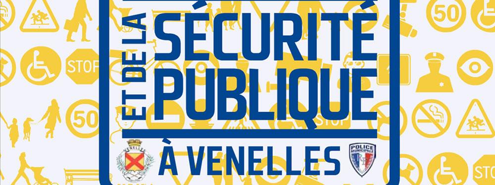 Couverture du guide de la sécurité publique