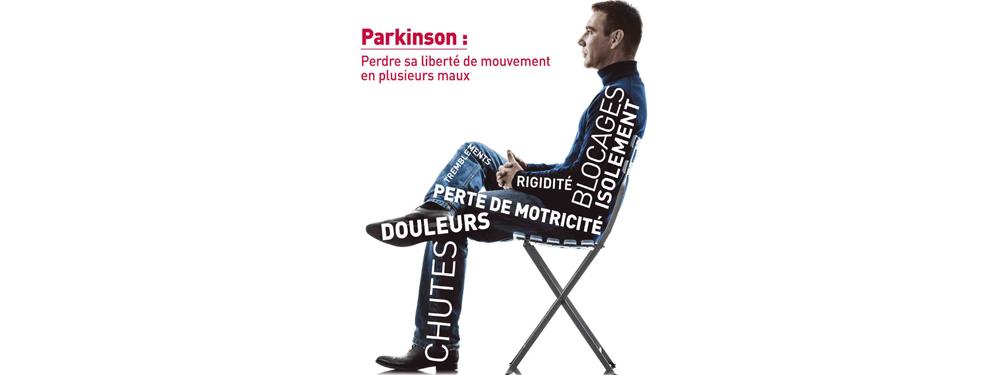 Affiche Journée nationale dédiée à la maladie de Parkinson