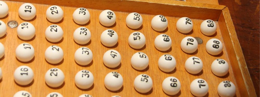 Photo d'un jeu de loto