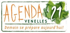Logo agenda 21 de Venelles