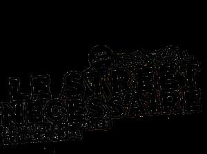 Logo de l'événement street nécessaire