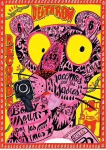 Visuel de l'oeuvre 05 - Pink Panthere Death Row ©Vincent Mathieu