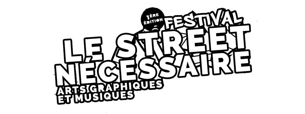 Logo festival street nécessaire