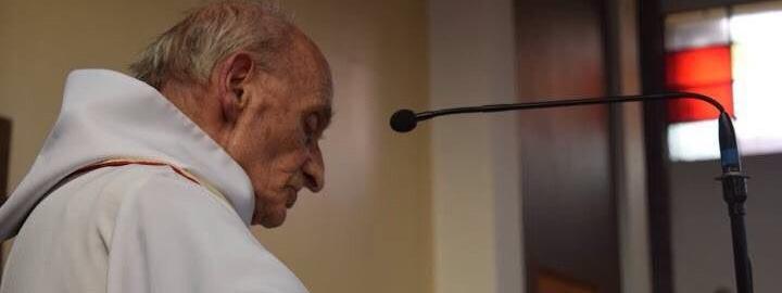 Photo du père Jacques Hamel - Attentats Saint Etienne du Rouvray
