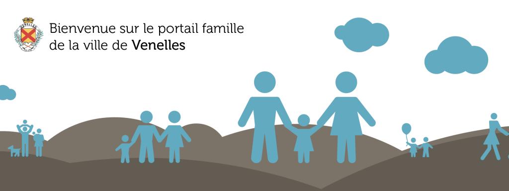 Illustration pour le portail famille