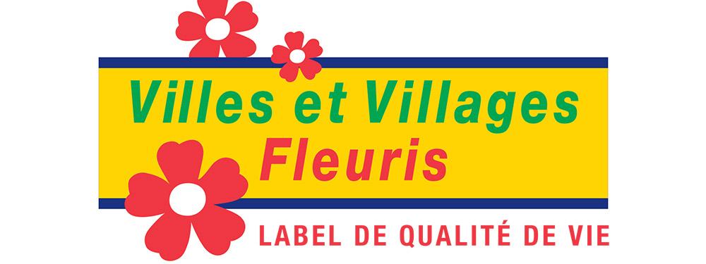 Logo des villes et villages fleuris