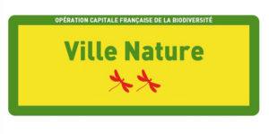Logo ville nature