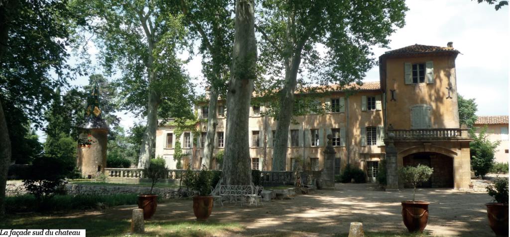 Photo du domaine Saint Hippolyte