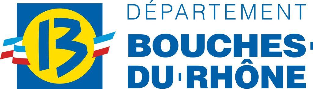 Logo du département des Bouches-du-Rhône