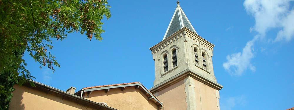 Photo de l'église de Venelles