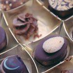Photo d'une boîte de chocolats