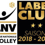 Logo du Label Club de la Ligue nationale de Volley