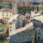 Photo représentant le Château de Giomici à Valfabbrica