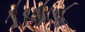 Photos des danses de la Courbe et la plume aux rencontres chorégraphiques Nationales