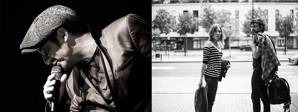Photo de demait et guillement, artistes de la chanson française