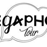 Logo du mégaphone tour