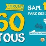 Affiche du forum des associations 2018