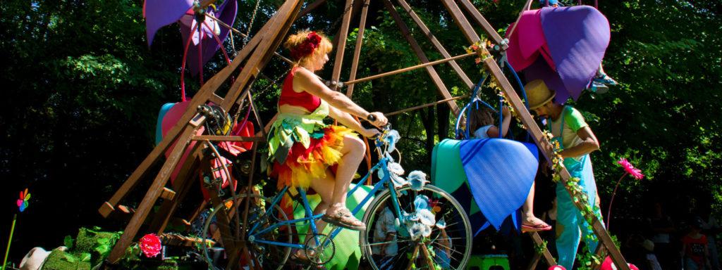 Photo de la grande roue Ritournelle