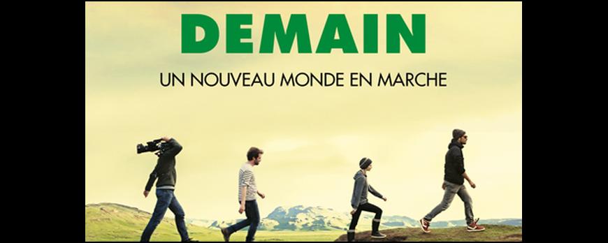Affiche du film Après-demain, un nouveau monde en marche