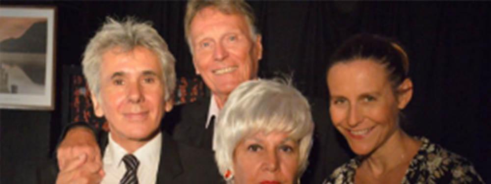 Photo des acteurs de la pièce de théâtre Les 3 tantes