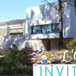 Invitation à l'inauguration de l'ALSH l'Oustau