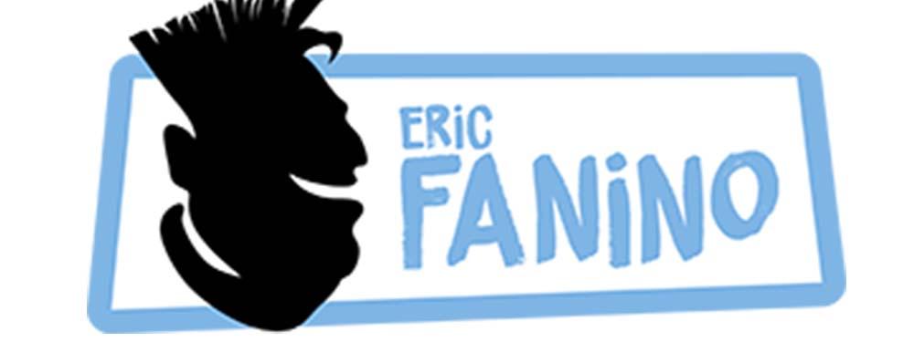 "Affiche du spectacle ""Eric Fanino"""