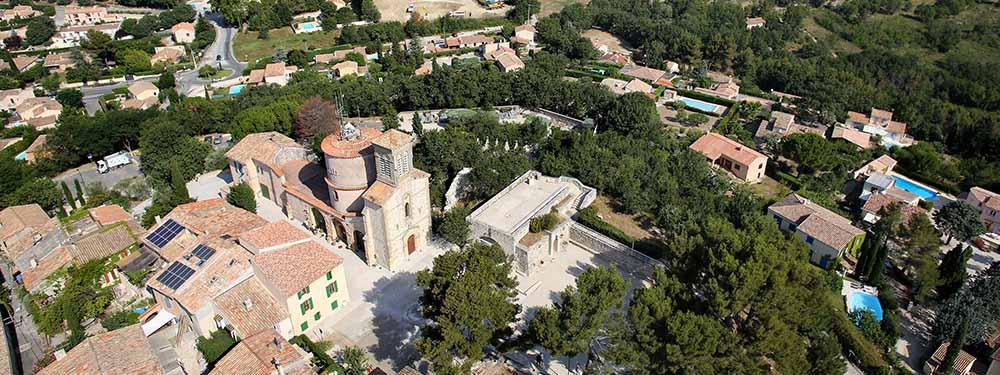 Photo aérienne de Venelles-le-Haut