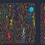 Fresque de couleurs