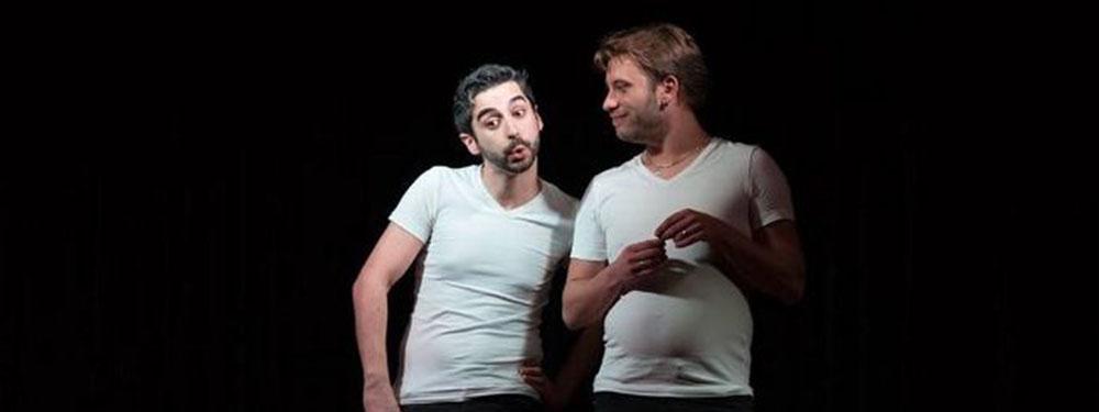 Photo de la pièce de théâtre Comme ils disent