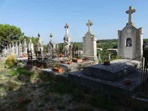 Photo cimetière Venelles-le-Haut