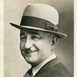 Portrait de Fernand Charpin