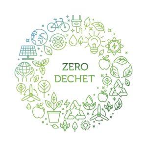 Logo zero déchet
